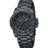 Reloj para Hombre Luminox Navy SEAL Steel Colormark 3150 Series Blackout A3152.BO
