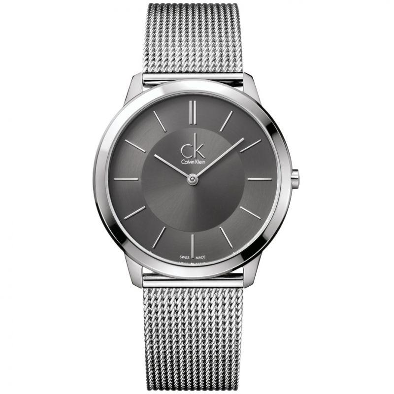 Herren Calvin Klein Minimal 40mm Watch K3M21124