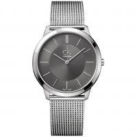 Herren Calvin Klein Minimal 40mm Uhren