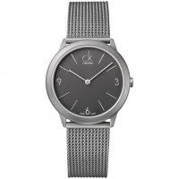 Mens Calvin Klein Minimal Watch