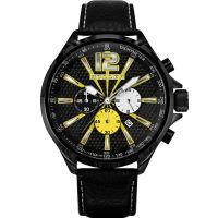 Herren Holler Psychedelic Chronograph Watch HLW2280-7
