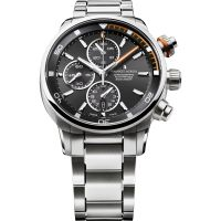 homme Maurice Lacroix Pontos S Chronograph Watch PT6008-SS002-332-1