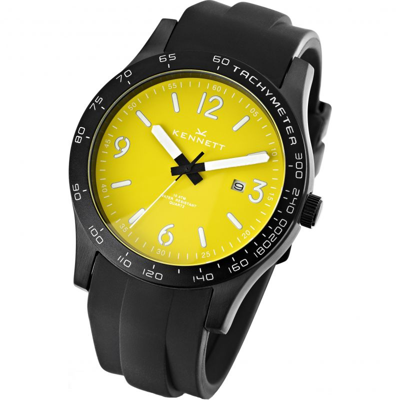 Mens Kennett Illumin8 Watch WALTYEWHPBK