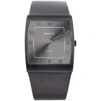 Mens Bering Titanium Watch 11233-077
