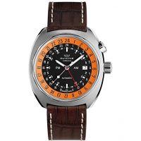 Herren Glycine Airman SST 12 GMT Watch 3903.196-LBN7