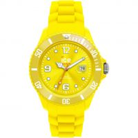 Big Ice-Watch Sili - yellow big Uhr
