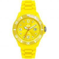Unisexe Ice-Watch Sili - yellow unisex Montre