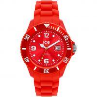 Unisex Ice-Watch Sili - red big Uhren