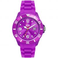 Ice-Watch Sili - purple big Unisex horloge Paars 000151
