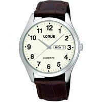 Herren Lorus Lumibrite Uhr