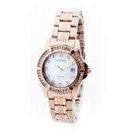 Damen Sekonda Rose Perle Uhr