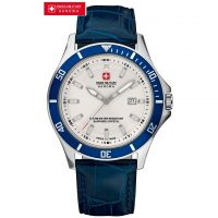 Herren Swiss Military Hanowa Flagship Watch 6-4161.2.04.001.03