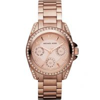 Michael Kors Mini Blair Dameshorloge Rose MK5613