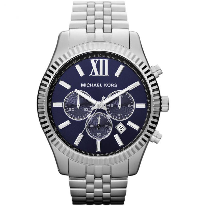 homme Michael Kors Lexington Chronograph Watch MK8280
