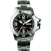 Herren Ball Engineer Hydrocarbon Spacemaster Glow Chronometer Watch DM2036A-SCA-BK