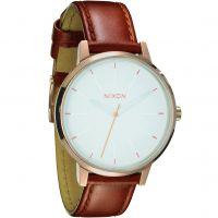 Damen Nixon The Kensington Leather Watch A108-1045