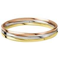 Gioielli da Donna Calvin Klein Jewellery Exclusive Bangle Regular KJ0KDD30010S