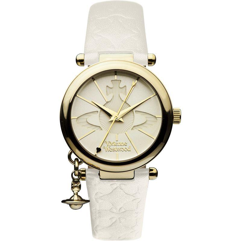 femme Vivienne Westwood Orb II Watch VV006WHWH