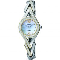 Damen Seiko Solar Powered Watch SUP174P9