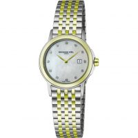 Damen Raymond Weil Tradition Watch 5966-STP-97001