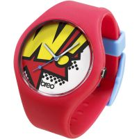 Unisex Breo Classic Pow Red Watch