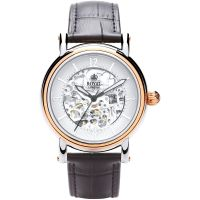 Mens Royal London Westminster Skeleton Automatic Watch