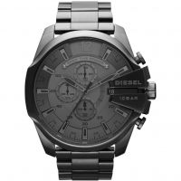 Mens Diesel Mega Chief Chronograph Watch