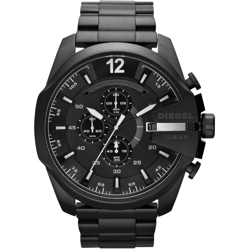 homme Diesel Chief Chronograph Watch DZ4283