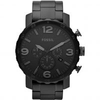 Mens Fossil Nate Chronograph Watch