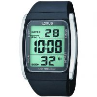 Unisex Lorus Alarm Watch R2303HX9