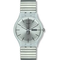 Unisex Swatch Resolution Klein Uhr