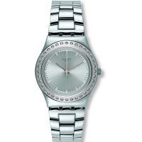 Damen Swatch Pure Puder Uhr