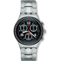 Herren Swatch Offset Chronograf Uhr