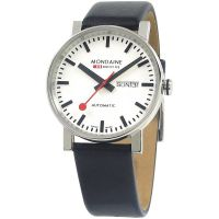 Mens Mondaine Swiss Railways Evo Big Automatic Watch