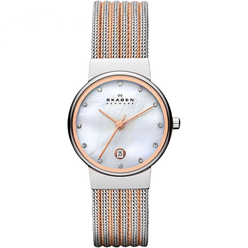 femme Skagen Ancher Watch 355SSRS