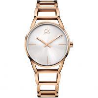 Damen Calvin Klein Stately Watch K3G23626