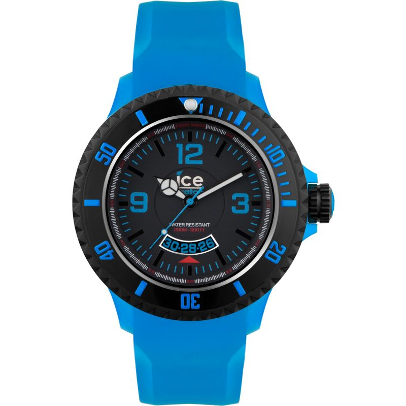 Mens Ice-Watch Ice-Surf Watch DI.TE.XB.R.12