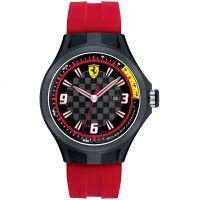 Herren Scuderia Ferrari SF101 Boxenmannschaft Uhr