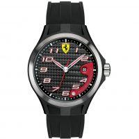 Herren Scuderia Ferrari SF102 Runde Zeit Uhr
