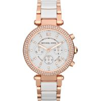 Damen Michael Kors Parker Chronograph Watch MK5774