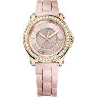 Damen Juicy Couture Pedigree Watch 1901054