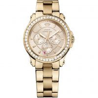 Damen Juicy Couture Pedigree Chronograf Uhr