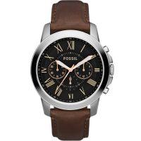 Herren Fossil Grant Chronograph Watch FS4813