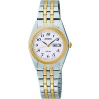 Damen Seiko Solar Powered Watch SUT116P9