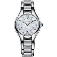 Damen Raymond Weil Noemia 24mm Diamond Watch 5124-ST-00985