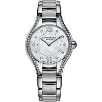 Damen Raymond Weil Noemia 24mm Diamond Watch 5124-STS-00985