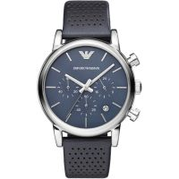 homme Emporio Armani Chronograph Watch AR1736