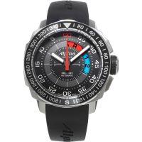 Herren Alpina Segeln Yacht Zeitmesser Automatik Uhr