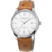 Herren Frederique Constant Index Slim Automatik Uhr