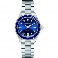 Damen Hamilton Seaview Quarz Uhr